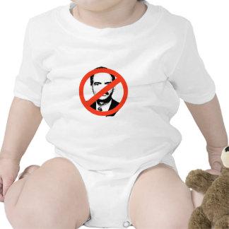 ANTI-HOLDER: ANTI-Eric Holder Baby Bodysuit