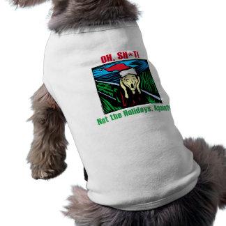 Anti Holiday Pet Shirt
