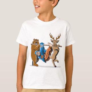 Anti Hunting Animal Revenge Tshirts