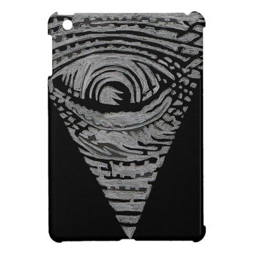 Anti-Illuminati iPad Mini Cover