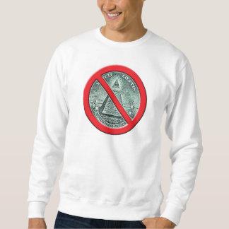 Anti - Illuminati Sweatshirt
