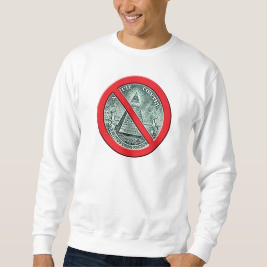 Anti - Illuminati Sweatshirt
