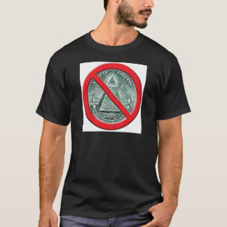 Anti Illuminati T shirt