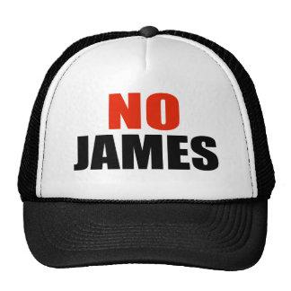 ANTI-JAMES TRUCKER HAT