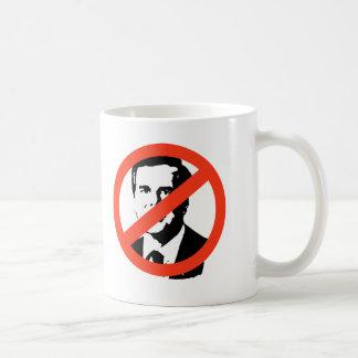 ANTI-JEB - ANTI BUSH - ANTI-Jeb Bush Coffee Mug