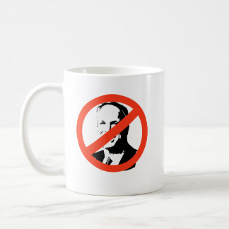 ANTI-JOHN MCCAIN 1 COFFEE MUG