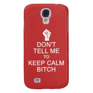 Anti - Keep Calm custom cases