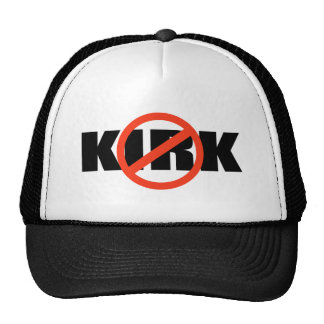 ANTI-KIRK MESH HAT
