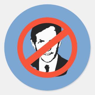ANTI-KUCINICH: ANTI-Dennis Kucinich Sticker