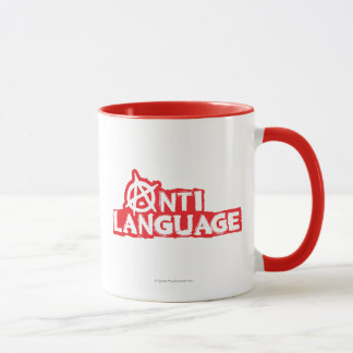Anti-Language Mug