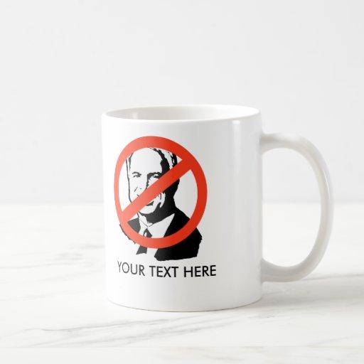 ANTI-MCCAIN - ANTI-John McCain Mug