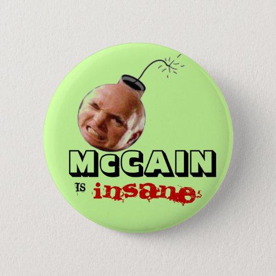 Anti-McCain Button