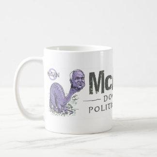 Anti McCain McAncient Basic White Mug