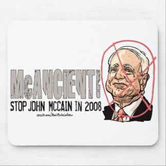 Anti-McCain McAncient Mouse Pad