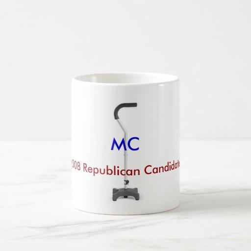 Anti-McCain see both sides Coffee Mug