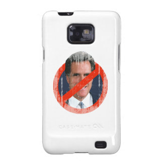 ANTI MITT ROMNEY Faded.png Samsung Galaxy SII Cover