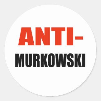 ANTI-MURKOWSKI STICKERS