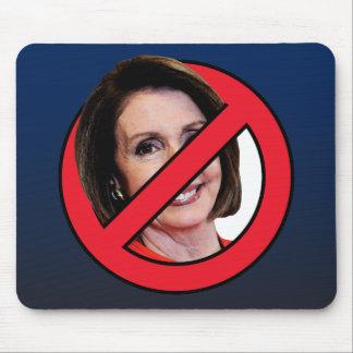 Anti Nancy Pelosi Mouse Pad