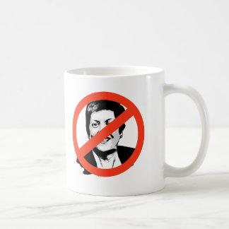 ANTI-NAPOLITANO COFFEE MUGS