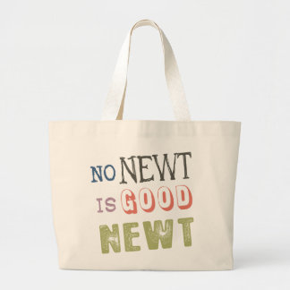 Anti-Newt Election 2012 Gear Canvas Bag