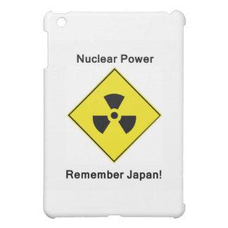 Anti Nuclear Power Logo iPad Mini Cover