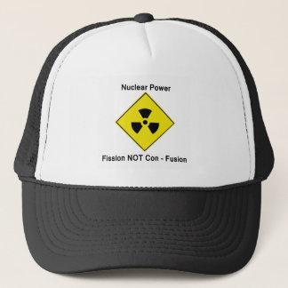 Anti Nuclear Power Trucker Hat