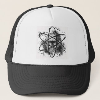"""Anti Nuclear skeleton""* Trucker Hat"