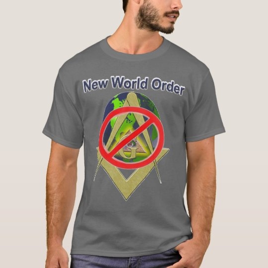ANTI-NWO T-shirt for men