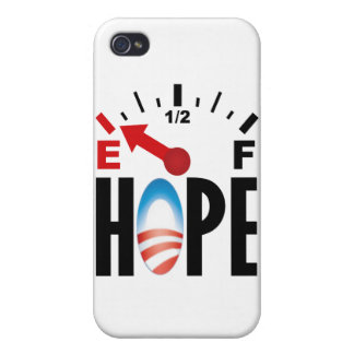 Anti Obama 2012 - Out of Hope iPhone 4 Cases