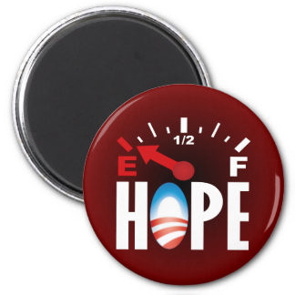 Anti Obama 2012 - Out of Hope 6 Cm Round Magnet