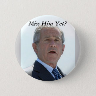 Anti-Obama 6 Cm Round Badge