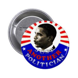 Anti-Obama 6 Cm Round Badge