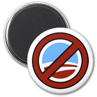 Anti Obama 6 Cm Round Magnet