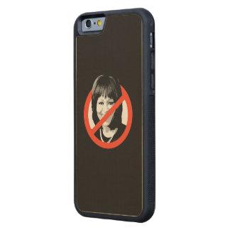 Anti-Obama - Anti-Michelle Obama Maple iPhone 6 Bumper Case