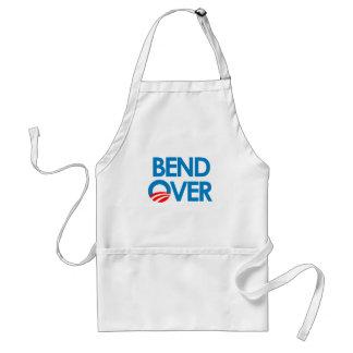 Anti-Obama - Bend Over Apron