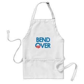 Anti-Obama - Bend Over T-SHIRT Aprons