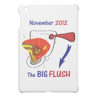 Anti Obama Big Flush Light Background iPad Mini Covers