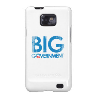 Anti-Obama - Big Government Faded.png Samsung Galaxy SII Case