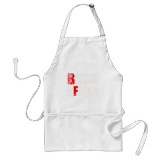 Anti-Obama - BUCK OFAMA 2 white Faded.png Aprons