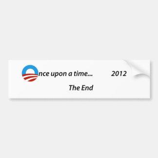 Anti Obama- bumper sticker.ai Bumper Sticker