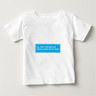ANTI OBAMA BUMPER STICKER BABY T-Shirt