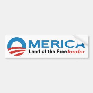 Anti Obama Bumper Sticker - Omerica