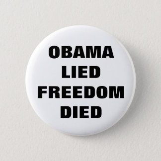 Anti-Obama button
