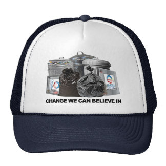Anti Obama Change We Can Believe In Cap