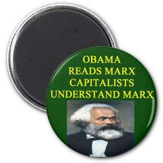 anti obama design magnet