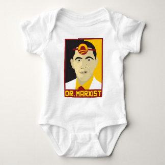 Anti-Obama: Doctor Marxist Baby Bodysuit