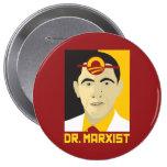 Anti-Obama: Doctor Marxist Badge