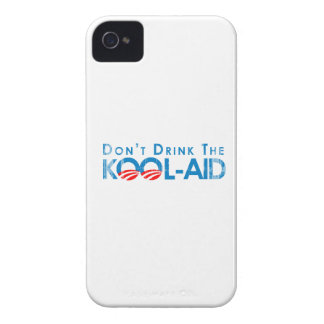 ANTI-OBAMA - DONT DRINK THE KOOL-AID- Faded.png iPhone 4 Cover