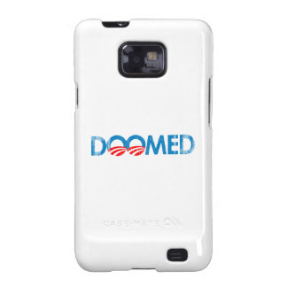 ANTI-OBAMA - DOOMED- Faded.png Galaxy S2 Cover