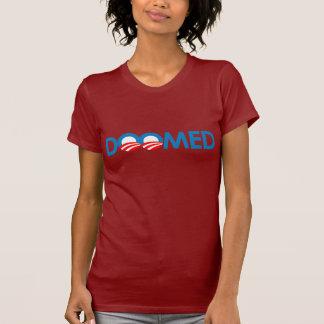 Anti-Obama - Doomed T-Shirt